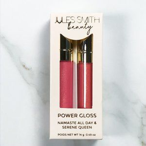 Jules Smith Beauty Power Gloss Duo